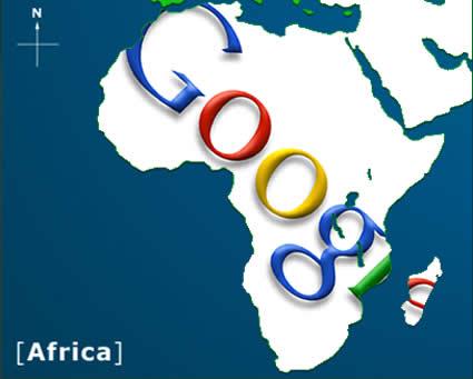 جوجل افريقيا
